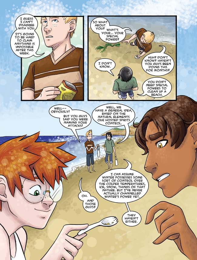 Chapter 3: Ambiguous – Page 3