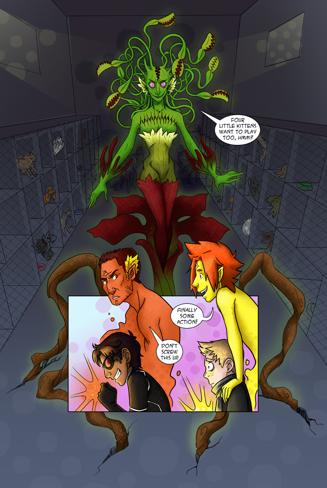 Chapter 4: Emancipation Infiltration – Page 9