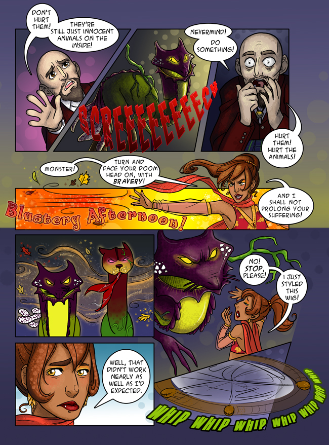 Chapter 4: Emancipation Infiltration – Page 13