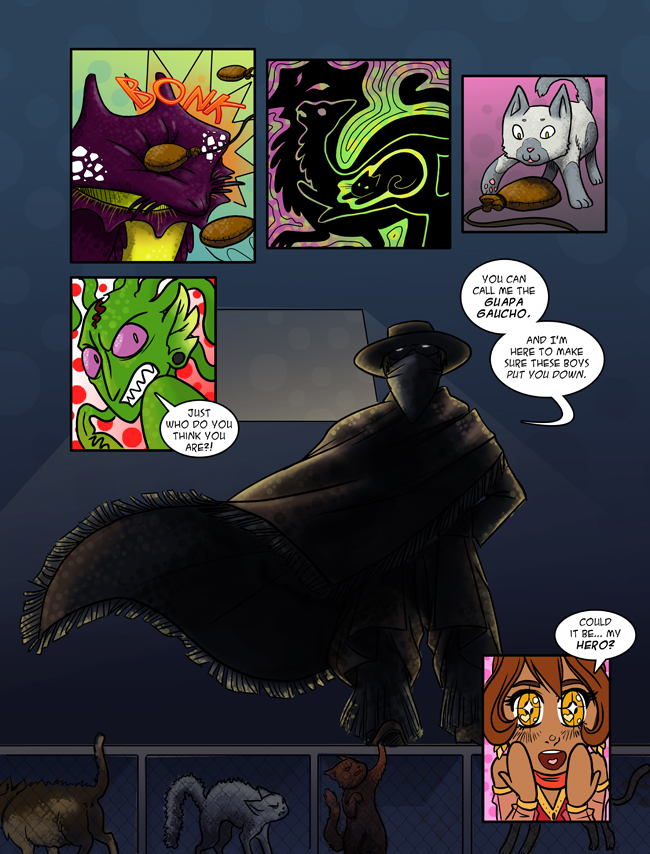 Chapter 4: Emancipation Infiltration – Page 14