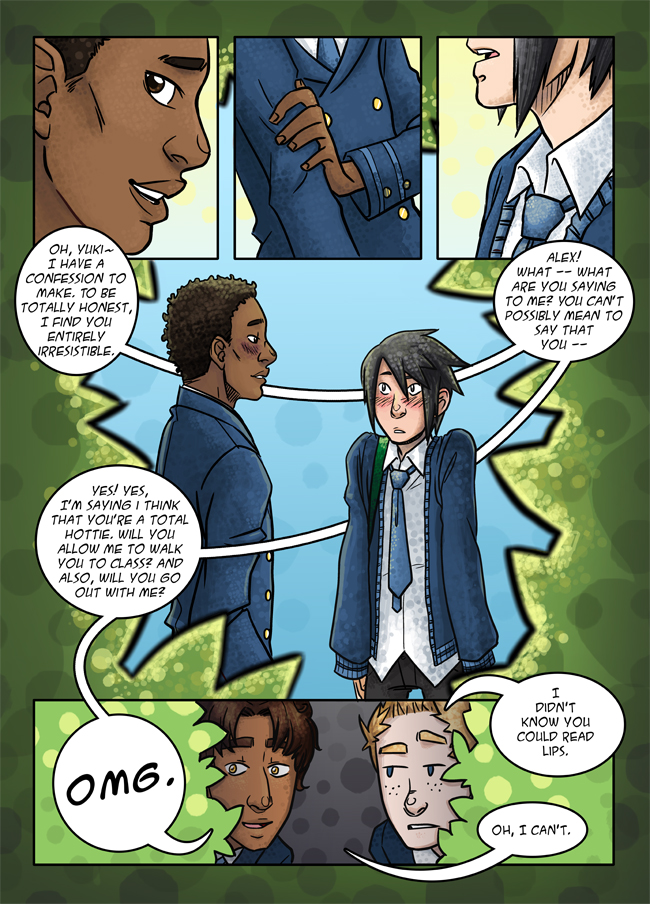 Chapter 4: Emancipation Infiltration – Page 28