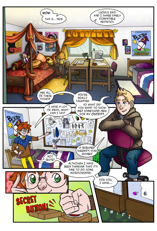 Chapter 5: Drip Drip Drop – Page 2