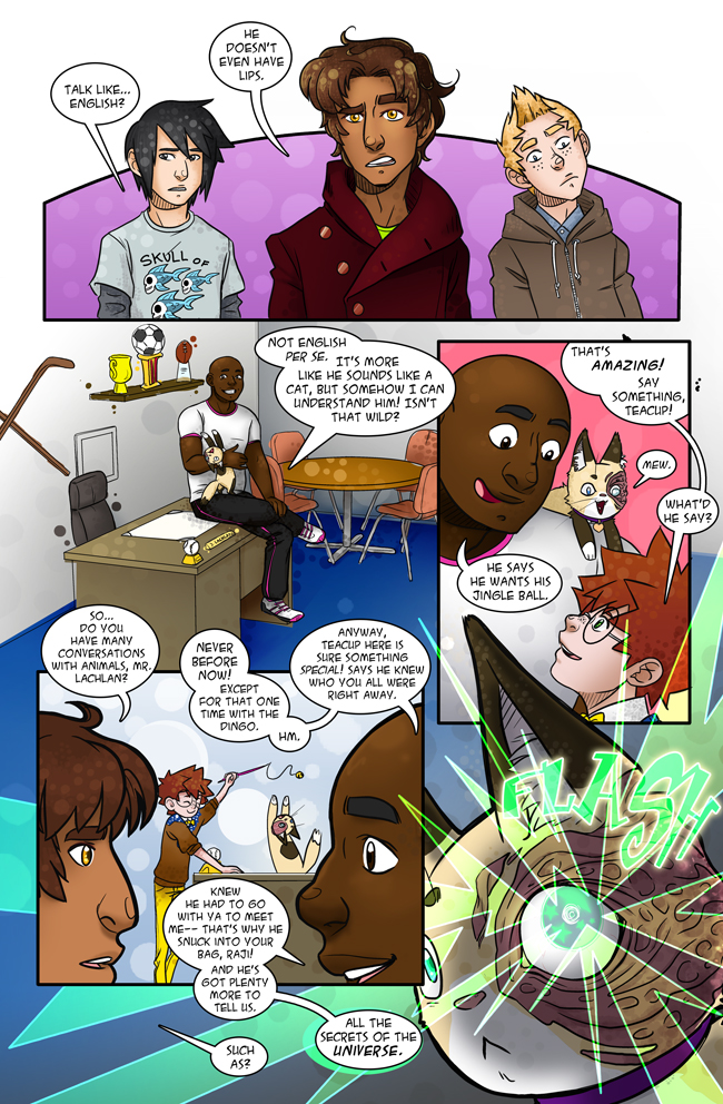 Chapter 5: Drip Drip Drop – Page 6