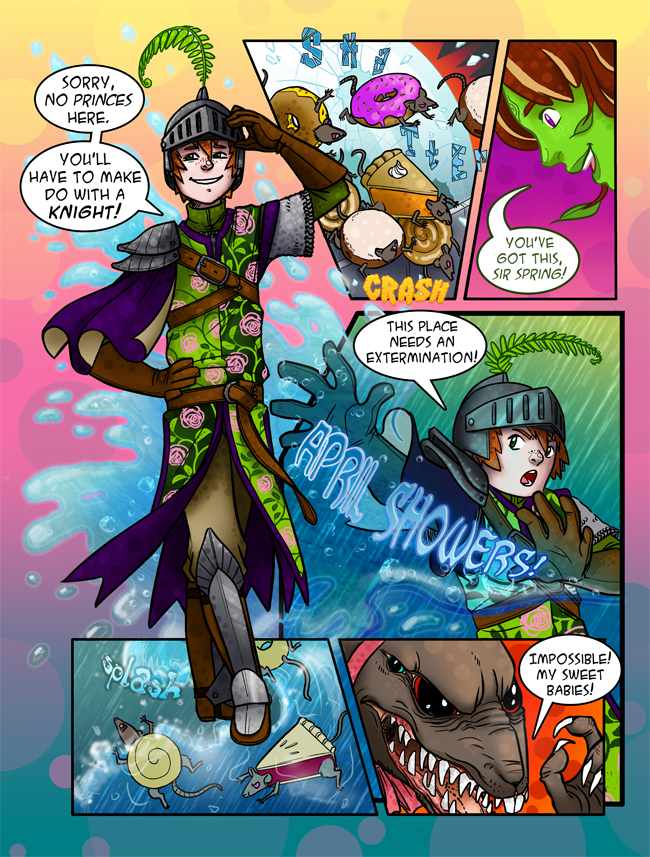 Chapter 5: Drip, Drip, Drop – Page 21