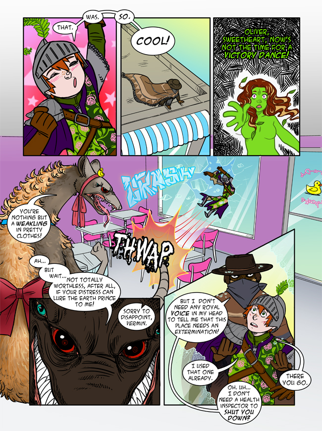 Chapter 5: Drip Drip Drop – Page 22