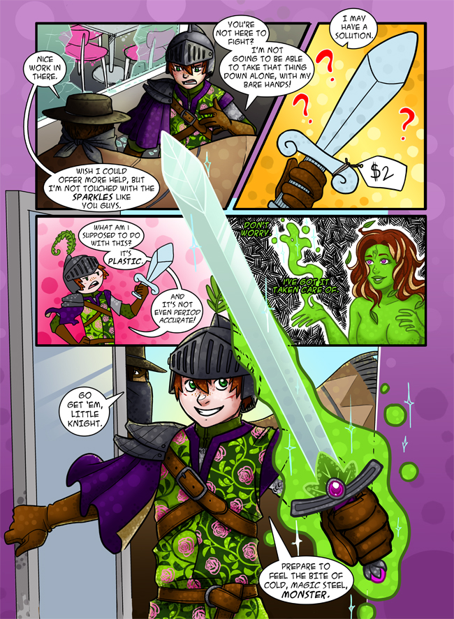 Chapter 5: Drip Drip Drop – Page 23