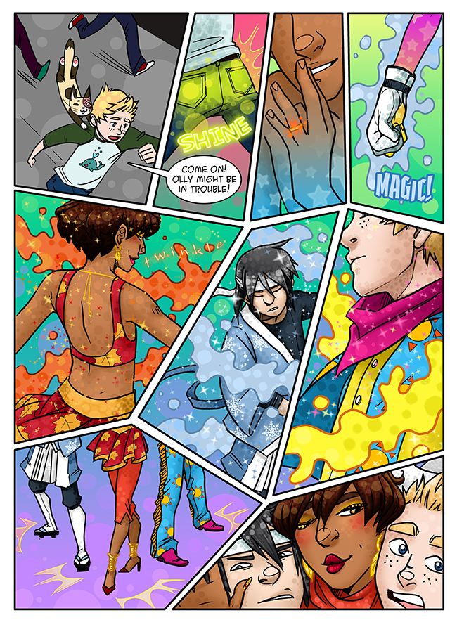 Chapter 5: Drip Drip Drop – Page 25