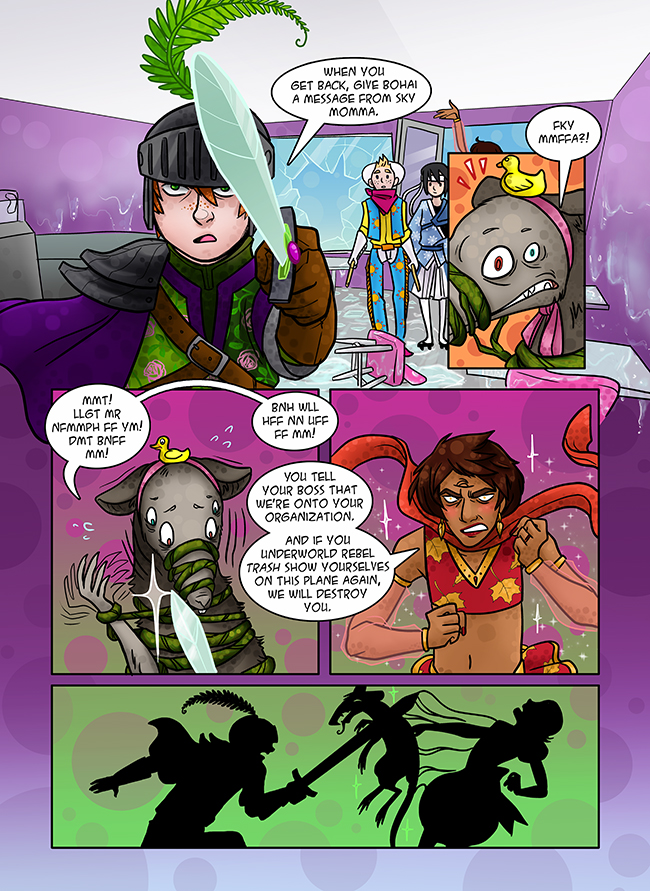 Chapter 5: Drip Drip Drop – Page 29