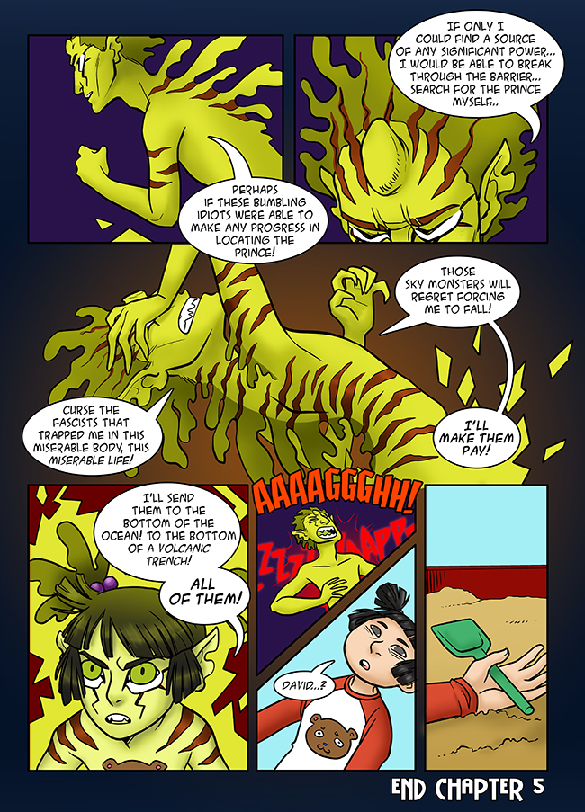 Chapter 5: Drip Drip Drop – Page 31